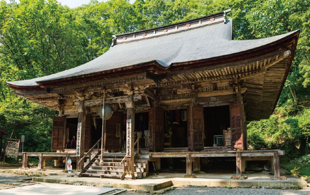 鈴立山若松寺(若松観音)