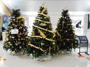 クリスマスツリー2018